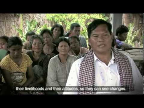 Innovative food production for challenging environments - Cambodia