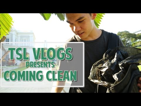 CLEANING UP SINGAPORE | TSL Vlogs