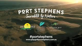 Play Golf Port Stephens