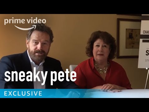 Bryan Cranston & the Sneaky Pete Cast Play Two Truths & A Lie | Amazon Video