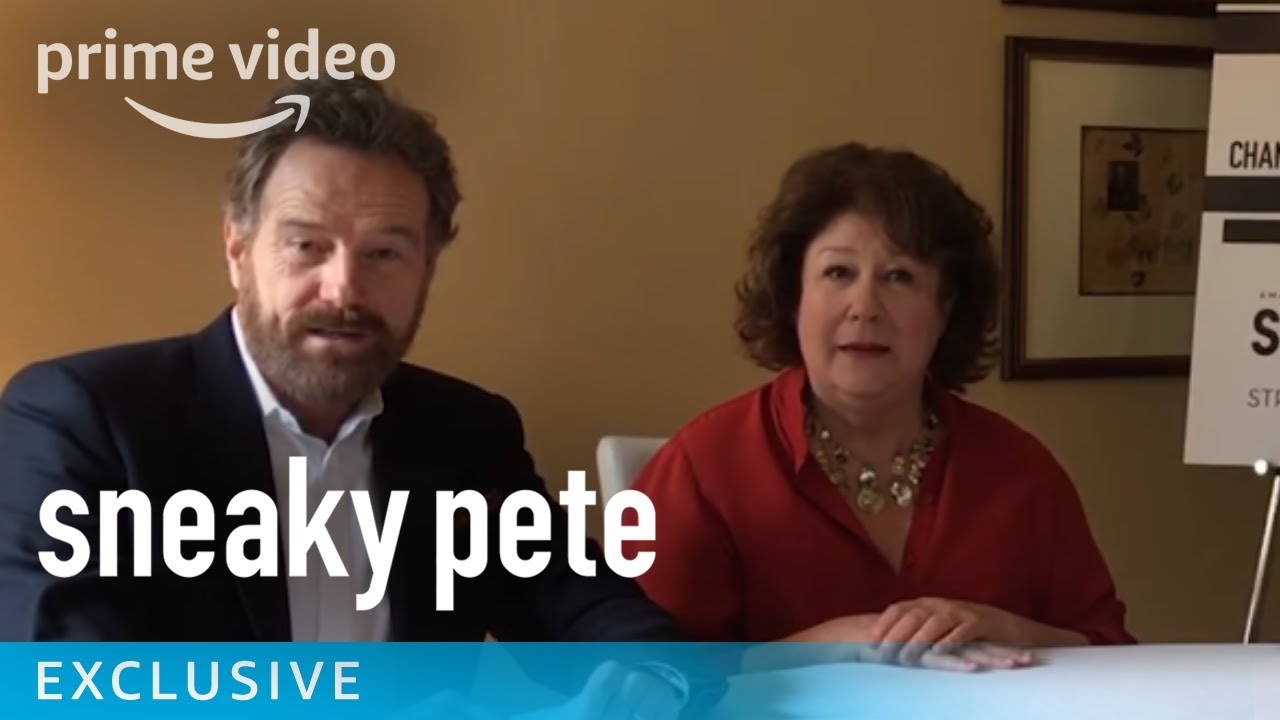 bryan cranston the sneaky pete cast play two truths a lie prime video - Cast Of Petes Christmas