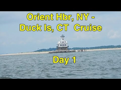Ep 17: Orient Harbor - Duck Island Cruise Day 1