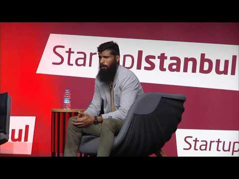 Startup Istanbul 2015 - How to build a startup outside of the Silicon Valley?