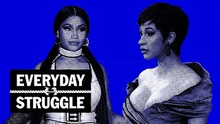 Cardi B & Nicki Minaj Shade at VMAs, Young Dolph Turns Down $22M | Everyday Struggle