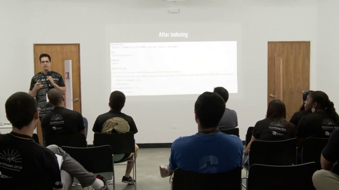 Image from Improving perfomance of growing django apps - Willian Mendez