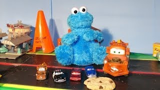 Cookie Monster Count