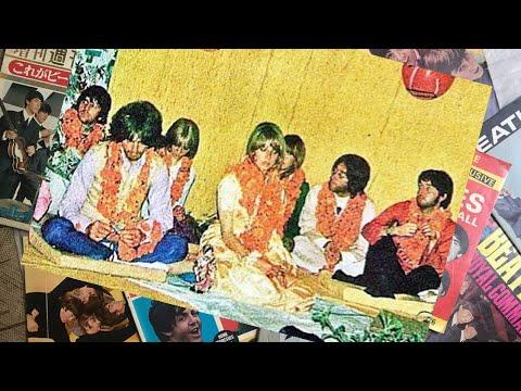 ♫ The Beatles photos / George Harrison 25th birthday at Rishikesh, India/ Джордж Харрисон фото