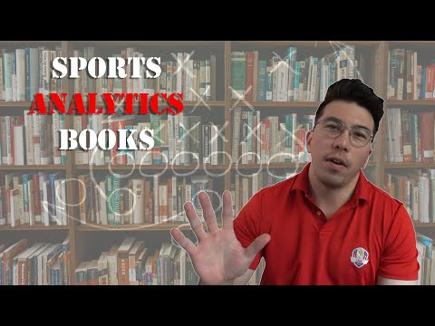 5 Sports Analytics Books To Get You Started