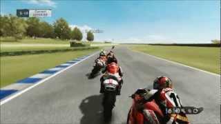 SBK- Generations, HD Gameplay Phillip island Race1, Full simulation