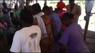 Ronnie Greene Ministries - Worship in Kenya