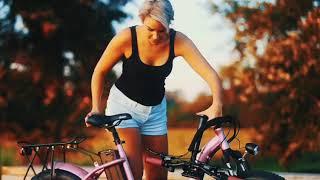 Misterride E-Bike zum klappen für den Transport
