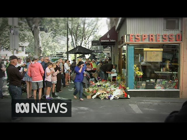 Melbourne honours Bourke Street attack victim Sisto Malaspina | ABC News