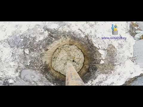 Бурение колодцев зимой в Тюмени на воду