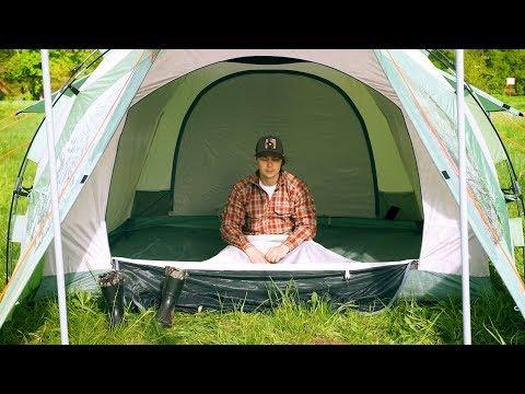 Высокая туристическая палатка Maverick Rover