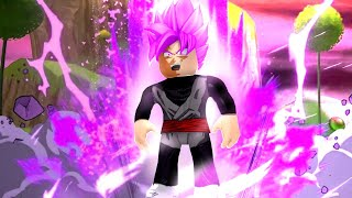 ROBLOX: Dragon Ball Final Stand Z-turn SUPER SAIYAJIN ROSÉ!! ‹ Ine Games ›