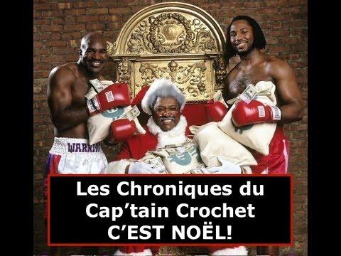 Les Chroniques du Cap'tain Crochet: C'est Noël!