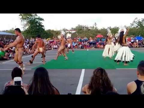 FestPac 2016 Guam - Rapa Nui (Easter Island)
