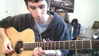 How to play James Bond theme on guitar! (007 music)