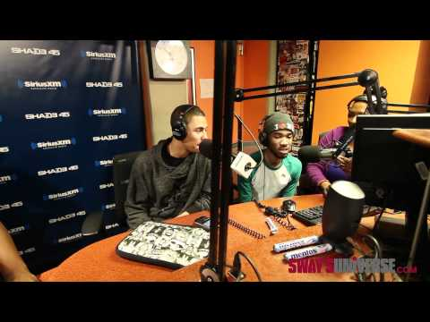"Quincy Speaks on Al B. Sure & Diddy and who he calls ""Dad"" on #SwayInTheMorning"