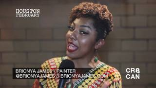 Brionya James Interview