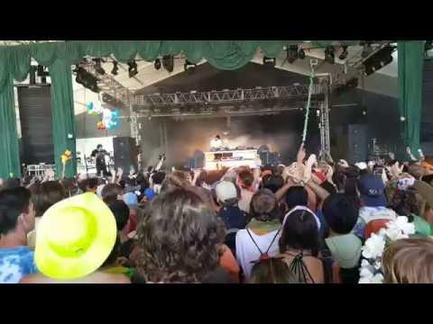 Jamie xx - Good Times (Opener) [Bonnaroo 2015] live