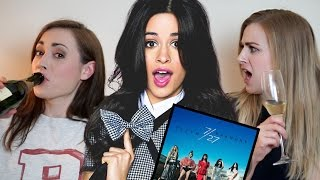 DRUNK FIFTH HARMONY 7/27 REACTION!