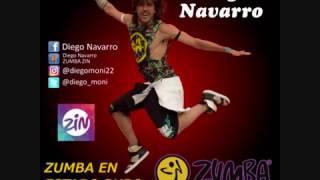 Diego Navarro ZUMBA ZIN. Cali y El Dandee ft. Shaggy - Lumbra