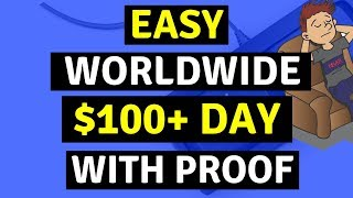 How To Earn $100 Per Day Online For FREE 🔥🔥🔥