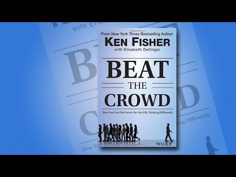 To 'Beat The Crowd' Go Where There Is No Herd Says Ken Fisher