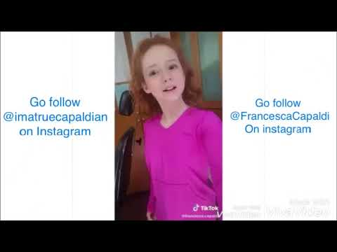 Kenzie Ziegler vs Francesca Capaldi Musical.ly Battle♥️🤭😍😉😘 Nadine Capaldian