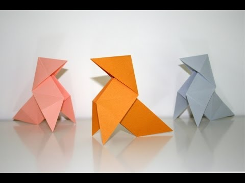 origami cocotte m thode base du moulin senbazuru youtube. Black Bedroom Furniture Sets. Home Design Ideas