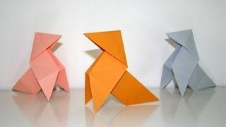 Origami - Cocotte - Méthode