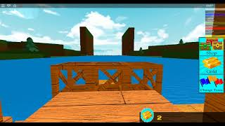 Build roblox ships and survive