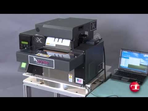 SX Tabletop Automated PolyBagger