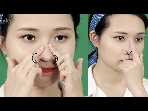 7 bước massage mặt đúng cách, giúp giảm mỡ mặt, đem lại khuôn mặt Vline