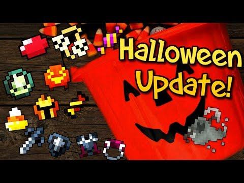 RoTMG Halloween Horror Update 2018