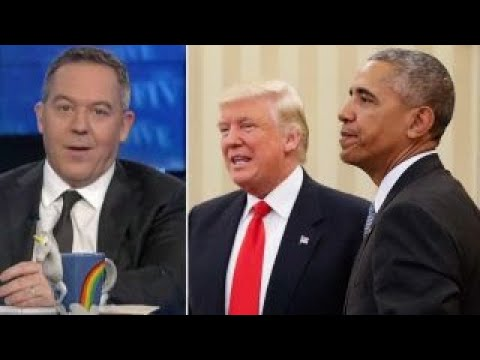 Gutfeld: Obama compares Trump to Hitler