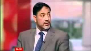 BBC 1 Breakfast News Ahmadiyya UK Bus TFL
