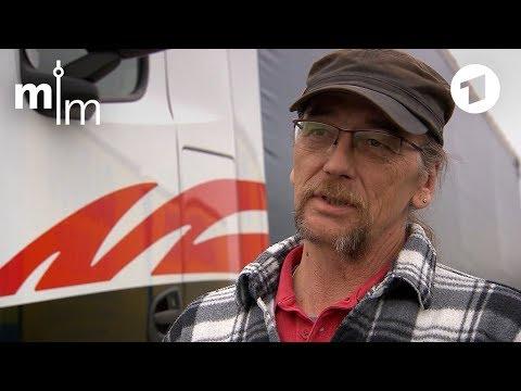 Planenschlitzer: Die Angst der Lkw-Fahrer