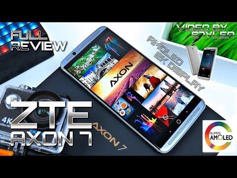 ZTE Axon 7 | Full Review | 2K AMOLED...