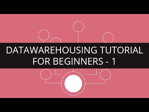 Data Warehousing Tutorial - 1   Data Warehousing Tutorial For Beginners - 1   Edureka