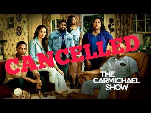 THE CARMICHAEL SHOW CANCELLED!!!