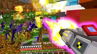 CALL OF DUTY ZOMBIES IN MINECRAFT! (Zombie Survival #1)