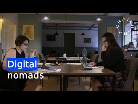 Tbilisi is becoming a hub for digital nomads | ციფრული მოხეტიალეები | Chai Khana