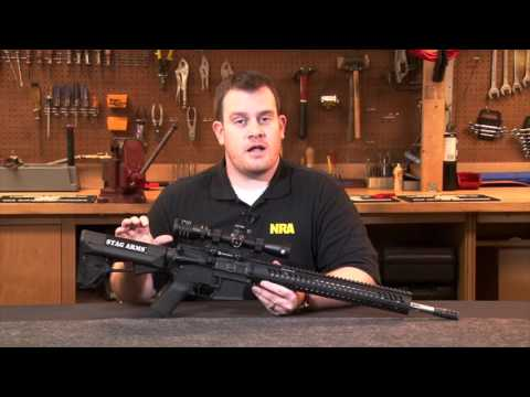 American Rifleman Television: Stag Arms 3G Rifle Review