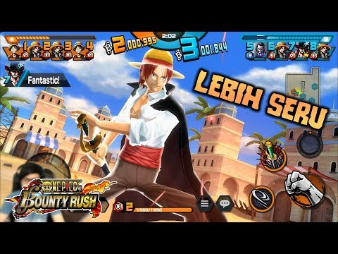 Rilis LAGI di Playstore Indonesia! - ONE PIECE Bounty Rush (Android)