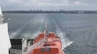 Cruiseferry trip from Tallinn to Helsinki