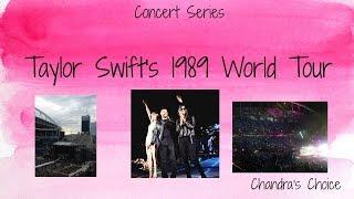 Concert Series: Taylor Swift's 1989 World Tour