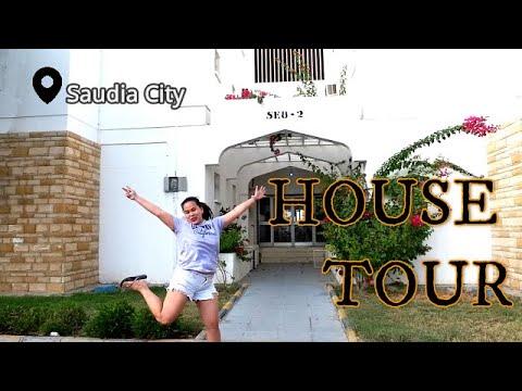HOUSE TOUR   SAUDIA CITY COMPOUND, JEDDAH   Joanna Marie Jam