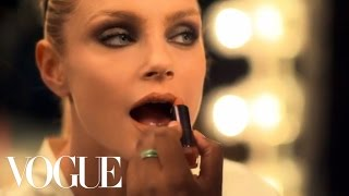 Makeup Artist Pat McGrath: How-To Create A Smoky Eye